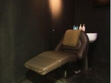 ヘアーラウンジ マーレ(hair lounge MAHLE)の雰囲気(専用空間でうけるヘッドスパもオススメ☆うっとり癒しのひと時を)