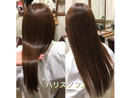 ヘアルーム シュエッチュール(hair room chouetture)の写真