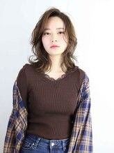 ロココ(hair design rococo)【rococo】ひし形×透明感◎