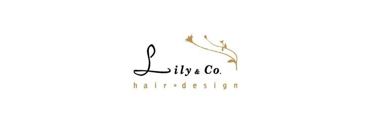 リリーアンドコー ヘアデザイン(Lily&Co hair design)のサロンヘッダー
