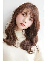 ヘアーサロンデフォーエバールークス(hairsalon de Forever Lux)韓国風20代30代40代◎小顔 レイヤー外ハネストレートボブ