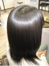 ジェンティーレ ヘアデザイン みつわ台店(Gentile Hair Design)【高濃度ミネラル使用】カット+KIRARAトリートメント縮毛矯正
