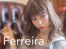 【Ferreira】ハイ透明感、色素薄め、地毛風、様々な「lifestyle」にあう外国人風☆