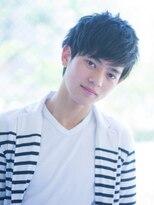 銀座マツナガ 箱崎店(GINZA MATSUNAGA)【マツナガ箱崎】黒髪束感ショート