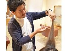 リール ヘアーアンドカンパニー(Rire Hair&Co.)の雰囲気(お客様一人一人の髪質や頭の形を見極めたカットが魅力です☆)