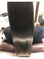 ヘアーサロン シェール(hair salon Cher)ツヤ髪ロング