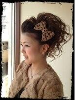 ヘアメイク イアラ 高柳(hair make iara)パーティーセット