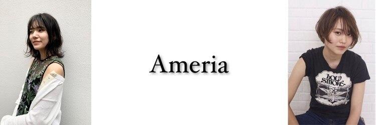 アメリア(Ameria)のサロンヘッダー