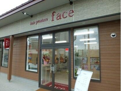 ヘアプロデュース ファーチェ(hair produce face)の写真