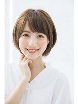 【joemi】小顔効果のある丸みショートボブ(小倉太郎)
