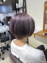 ヘアークリニック ラクシア 石巻(Hair Clinic LAXIA Ishinomaki)ラベンダーグレージュ