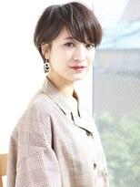ウル(HOULe)素敵な大人女子ショート 黄金シルエット【HOULe 前田賢太】