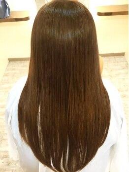 """プチ スリジエ(Petit Cerisier)の写真/その場で調合する新鮮な""""生コラーゲントリートメント""""で、髪のお悩みを解決し、芯から潤う美しい髪に☆"""