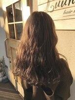 ルーナ ヘアラウンジ(Luuna hair lounge)波ウェーブ