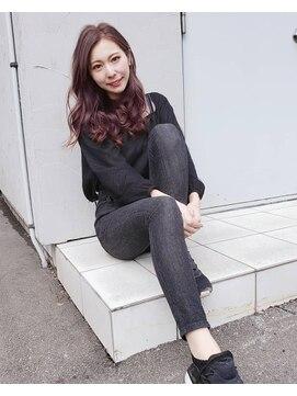 グランヘアー 南店(GRAN HAIR)韓国風☆ゆるふわカール