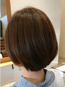 コクウ(Coqu)の写真/『グローバルミルボン』取扱店☆髪のダメージが気になる方に◎ツヤのあるサラサラの美髪に導いてくれる!