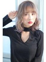 ジーナシンジュク(Zina SHINJYUKU)☆Zina☆ハイトーンカラーのホワイトベージュ♪