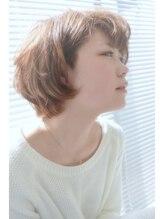 アヴェンタ(AVENTA)【AVENTA】ヌケ感たっぷり♪外国人風マッシュショート