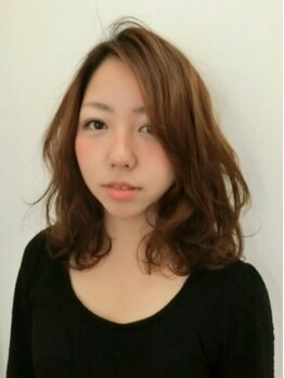 スピリティ(sprity)の写真/1人1人の髪質を考え、ご要望にあわせたパーマstyleをご提案☆あなたの理想の艶ウェーブを叶えます◎!