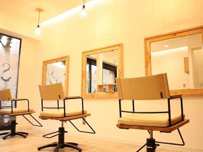 ヘアースタジオ シロ(hair studio siro)の写真
