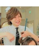 ヘアーアンドネイル ピーファイブ(hair&nail P five)上杉 聖