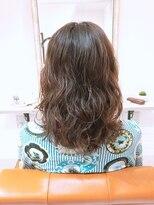 ルルカ ヘアサロン(LuLuca Hair Salon)LuLucaお客様☆スナップ ルーズウェーブヘア