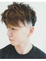 ヘアーリゾートラシックアールプラス(hair resort lachiq R+)《R+》フェードカット☆メンズショート