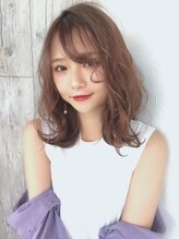 ヘアーアンドメイク ぐらしあす 西宮北口本店(Hair & Make gracias)ふんわりパーマ