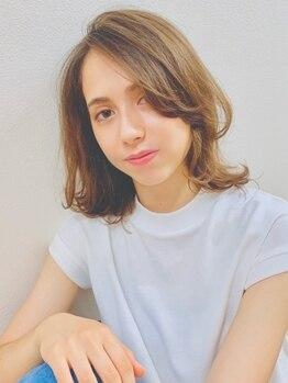 セルカヘアー(CERCA HAIR)の写真/【白髪染め革命・ザクロペインター導入しました】繰り返し染めても傷みにくいから毎月のグレイカラーにも◎