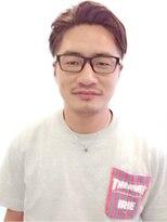 ヘアーアンドメイク ポッシュ 森下店(HAIR&MAKE POSH)ツーブロックスタイル