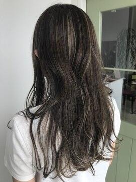 ヘアー スペース オフ(Hair Space Off)ロングレイヤー