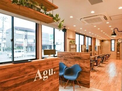 アグ ヘアー ビガー 三条店(Agu hair vigor)の写真