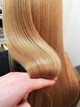 ブリード ヘアデザイン(breed hair design)の写真/ダメージヘアを解消しながらあなたの魅力を最大限に引き出してくれる。納得の仕上がりを実感してみて!