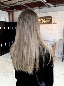 ヘアデザイン ゴドバン(Hair Design Gdobant)の写真/【スタイルランキング常連サロン】お洒落女子から圧倒的支持◎高度な技術が必要なメニューがこの価格で!