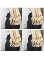 ヘアーメイクチック(HAIR MAKE CHiC)ミルクティーホワイト