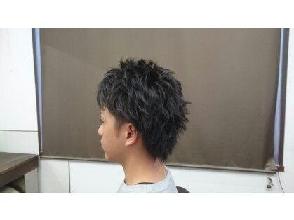 ダブル ヘアー(DOUBLE HAIR)の写真