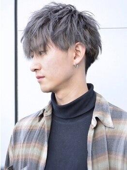 コクリ(kokuri)の写真/決めすぎないのに目を惹くスタイルに!メンズも入りやすい雰囲気と、通いやすい立地がメンズにも人気の理由!