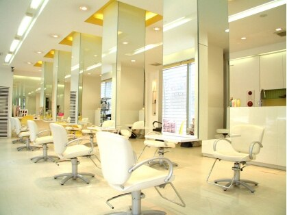 ヘアー クラフト アニー 南平岸店(HAIR CRAFT Annie)の写真