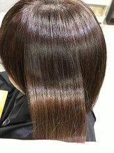 ゴエン(goen)【ふんわりストレートになりたい方】毛髪診断&髪質改善