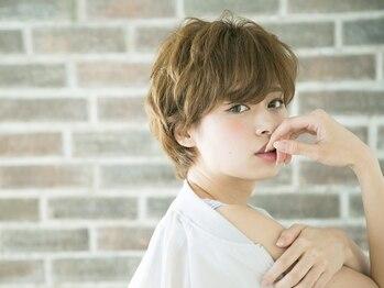 オレンジポップ 蘇我店(ORANGE POP)の写真/[蘇我駅1分/予約不要/Cut最終受付20時]毛先1mmにこだわる似合わせ技術で、お手入れ簡単な褒められヘアに◎