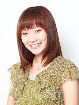 """ヘアメイク ララ(hair make LALA)の写真/髪内側から補修するトリートメント""""グローバルMILBON""""で潤い美髪に!360°どこからみても美しい髪へ♪"""