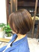 ヘアリゾート フロム ココ(HairResort fromCoCo)ショートボブ