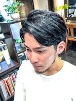 オムヘアーツー (HOMME HAIR 2)#サイドパート #髪質改善パーマ #Hommehair2nd櫻井