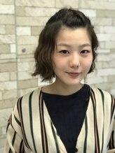 ヘアークラブ(HAIR CLUB)岸 菜摘美