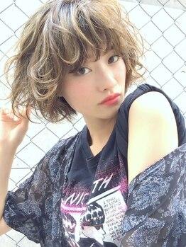 ヘアメイクスタジオ アビール 調布(abi‐ru)の写真/最新N.カラーで透明感・ツヤ・柔らかさを手に入れて♪硬い髪も柔らかな印象に◎