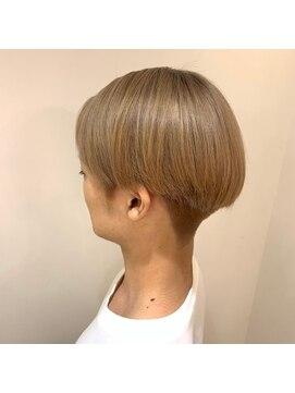 ネオヘアー 曳舟店(NEO Hair)ショートマッシュ(曳舟)