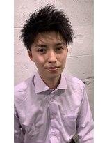 リップス 仙台ロフト(LIPPS)【男らしさ全開】 王道ジェットモヒカン