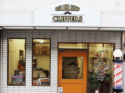 BARBER SHOP CLIPPERS 【バーバーショップ クリッパーズ】
