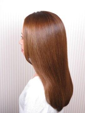 straight hair l013625413 ボンドヘアー bond hair のヘアカタログ