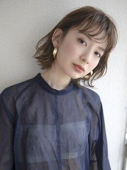 ニコ(hair room nico)の写真/限られた店舗のみ取扱い可能の【oggiotto】ダメージに合わせたオリジナルトリートメントでうるツヤ髪に♪